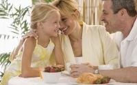 Доброжелательное общение с ребенком