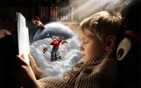Ребенок читает только фантастику