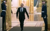 Путин в послании к Федеральному собранию о школах и образовании детей