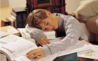 Время на выполнение домашнего задания