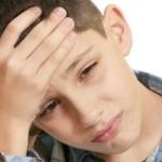 Нервное перенапряжение у ребенка
