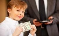 Деньги на карманные расходы