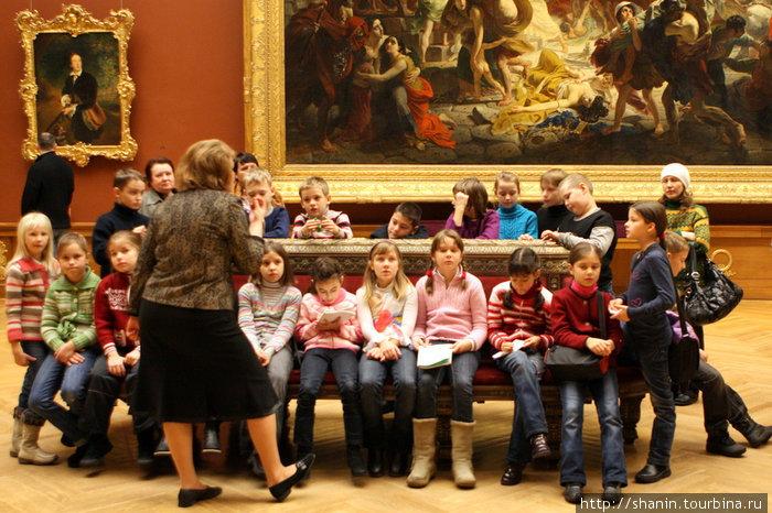 Как сделать музеи для подростков любимыми