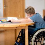 Домашнее обучение детей инвалидов
