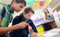 Профессиональное обучение школьников