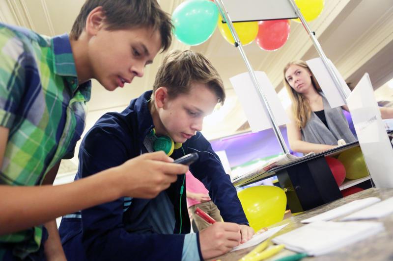 Профессиональное обучение школьников 14-18 лет