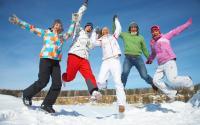 Как организовать новогодние каникулы в выпускном классе