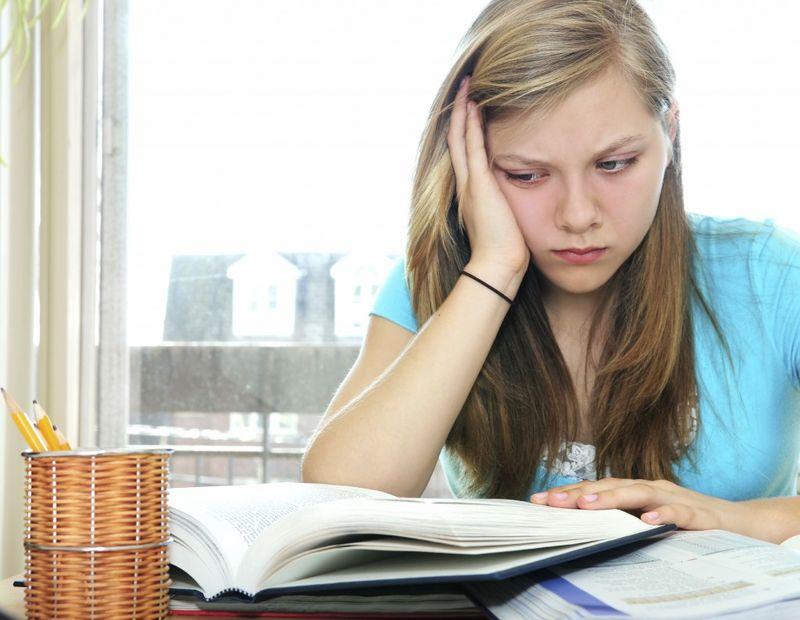 Подростковая депрессия и ЕГЭ