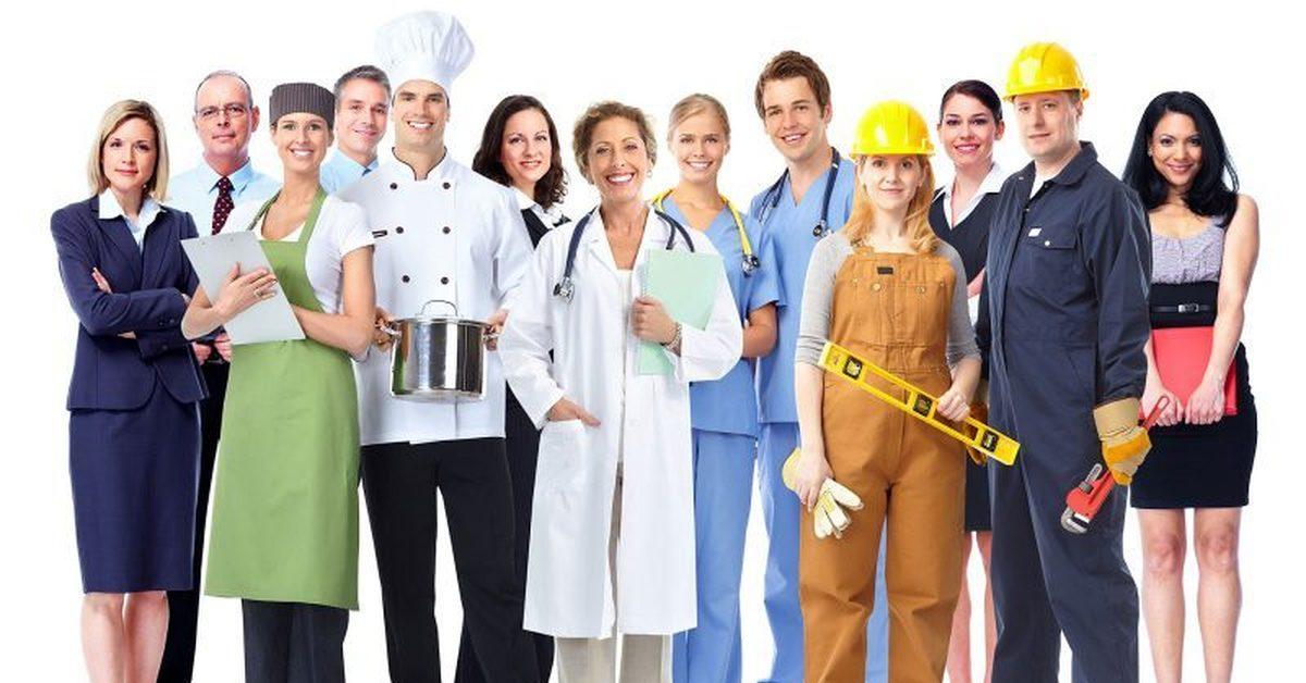 Популярные профессии: мифы и реальность