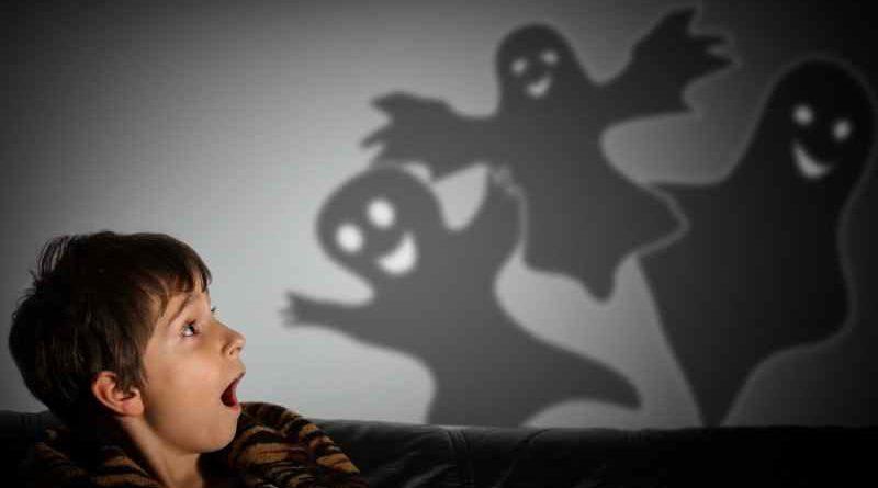 Детские страхи и причины их возникновения