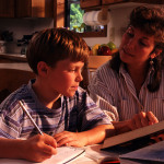 Как научить ребенка быстро делать уроки