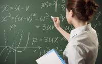 Половина учителей не сдали математику