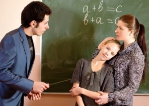 Школьный учитель и репетитор