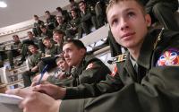 Новые правила поступления в военный вуз