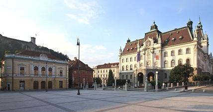 Высшее государственное образование в словении