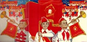 Почему Российское движение школьников сравнивают с пионерами?