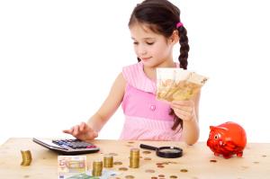 Как заработать деньги детям