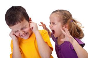 Как реагировать на критику ребенку